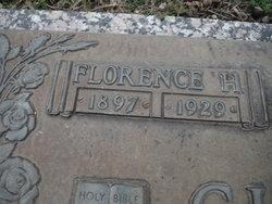 Florence Henrietta <I>Lyon</I> Gibson