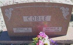 Mabel A. <I>Kelly</I> Coble