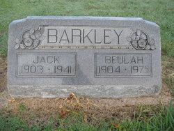 Beulah Leola <I>Cole</I> Barkley