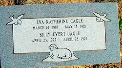Billy Evert Cagle