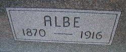 Albe Enlow