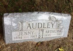 Jennie <I>Bouger</I> Audley
