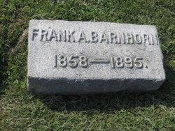 Frank Arnold Barnhorn