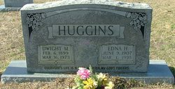 Edna Oleta <I>Hinson</I> Huggins