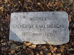 Catherine Karlsberger