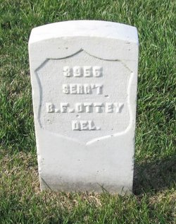 Benjamin F Ottey