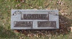 Lucille A. <I>Sherwood</I> Barnhart