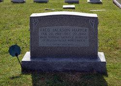 Sgt Fred Jackson Harper