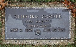 Clifford Cooper