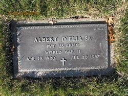 Albert D'Elia, Sr
