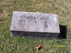 Clarence Fairfield Shrode