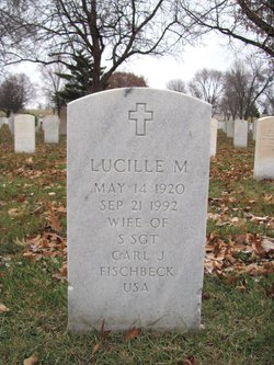 Lucille M <I>Wilking</I> Fischbeck