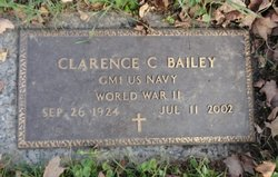 Clarence C Bailey