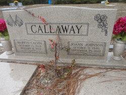 Marion Calvin Callaway