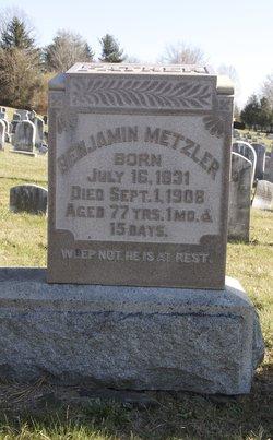 Benjamin Herr Metzler