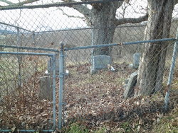 Correll Family Cemetery (old) (Union Valley area)