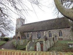 Saint Andrew Churchyard