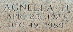 Agnella Henrietta <I>Nopper</I> Willinger