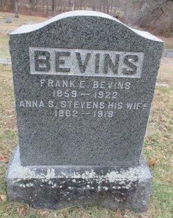Frank E Bevins