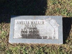 Mrs Amelia <I>Walker</I> Dolan