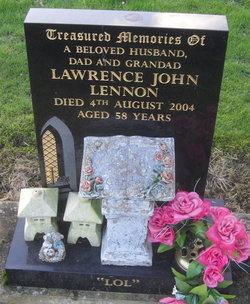 Lawrence John Lennon 1946 2004 Find A Grave Memorial
