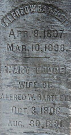 Alfred W. Bartlett