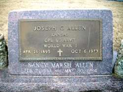 Joseph Gordon Allen