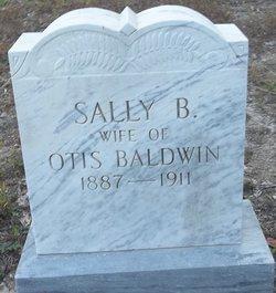 Sally B. <I>Wood</I> Baldwin