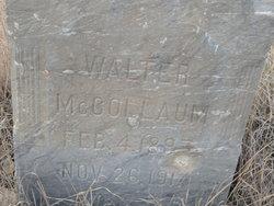 Walter McCollaum