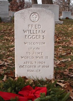 Frederick William Eggers, III