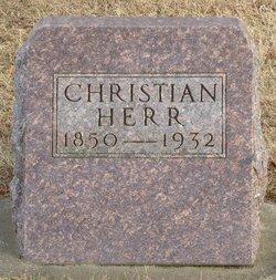 Christian Herr