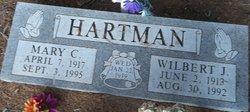 Mary Catherine <I>Strawderman</I> Hartman