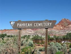Pahreah Cemetery