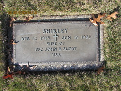 Shirley Sloat