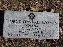 George Edward Boyken