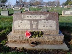 Roy Earl Mac Beth