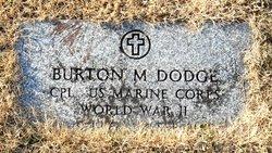 Burton M Dodge