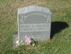 Mary E Hacker
