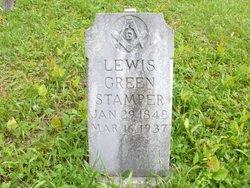 Lewis Greenville Stamper