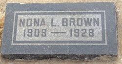 Nona Lovera Brown