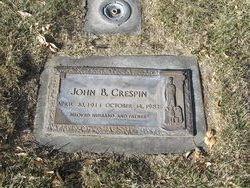 John B Crespín