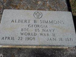 Albert Berry Simmons