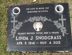 Linda Jean <I>Ozbirn</I> Snodgrass