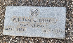 "William Osborne ""Bill"" Fussell"