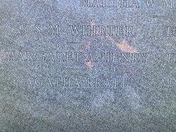 Margaret Jane <I>Armstrong</I> Henry