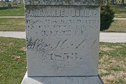 Alexander Dunlap