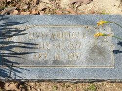Elvy F. Whitlock