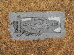 Anna W. McEachern