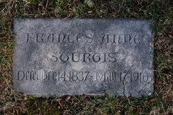 Frances Anne <I>Codman</I> Sturgis