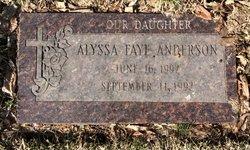 Alyssa Faye Anderson